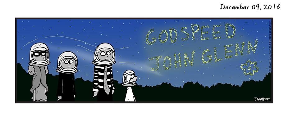 Godspeed, John Glenn (12092016)